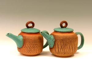 Théières, bols à thé, gobelets