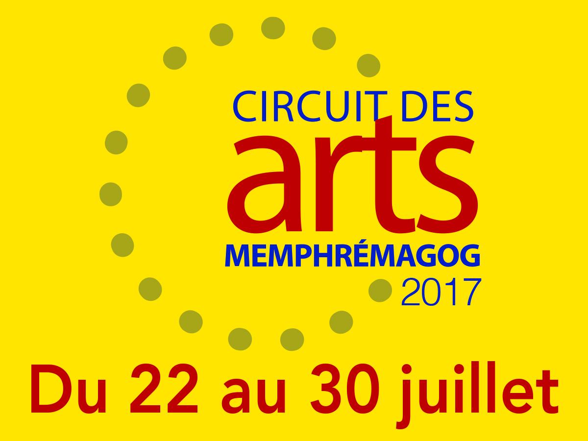Circuit des arts Memphrémagog 2017